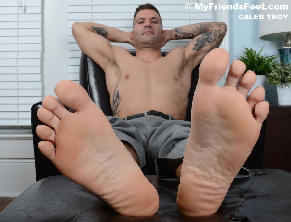 Gay foot service